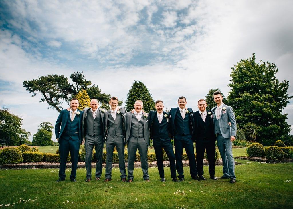 Linden Hall Wedding Photographer in Northumberland 073