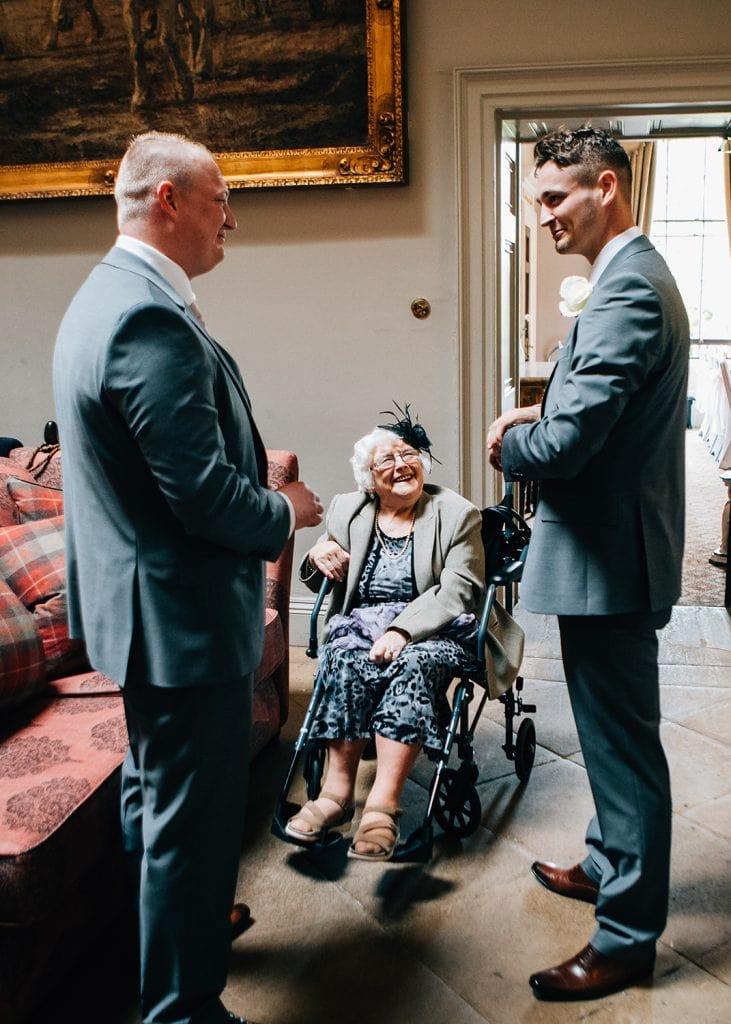 Linden Hall Wedding Photographer in Northumberland 096