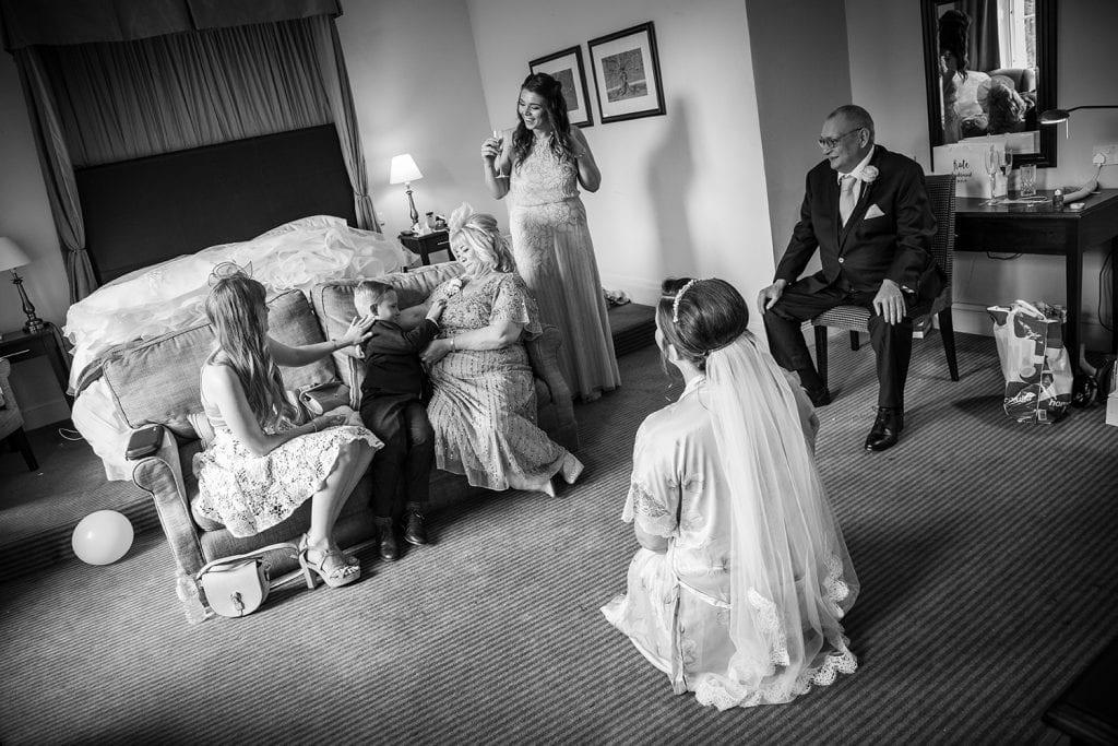 Linden Hall Wedding Photographer in Northumberland 106