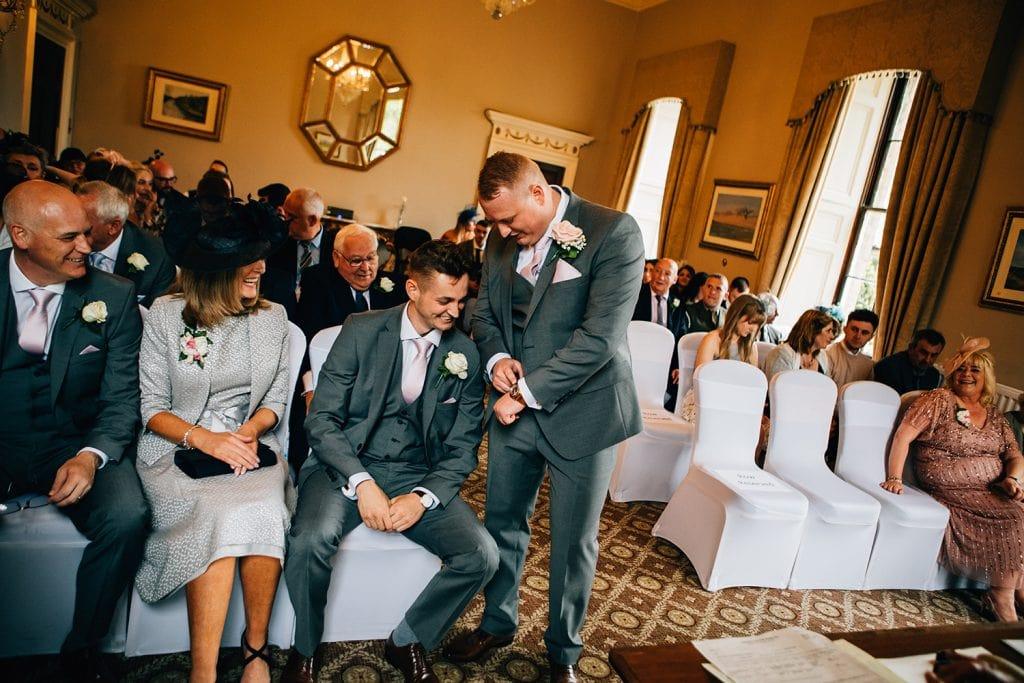 Linden Hall Wedding Photographer in Northumberland 145