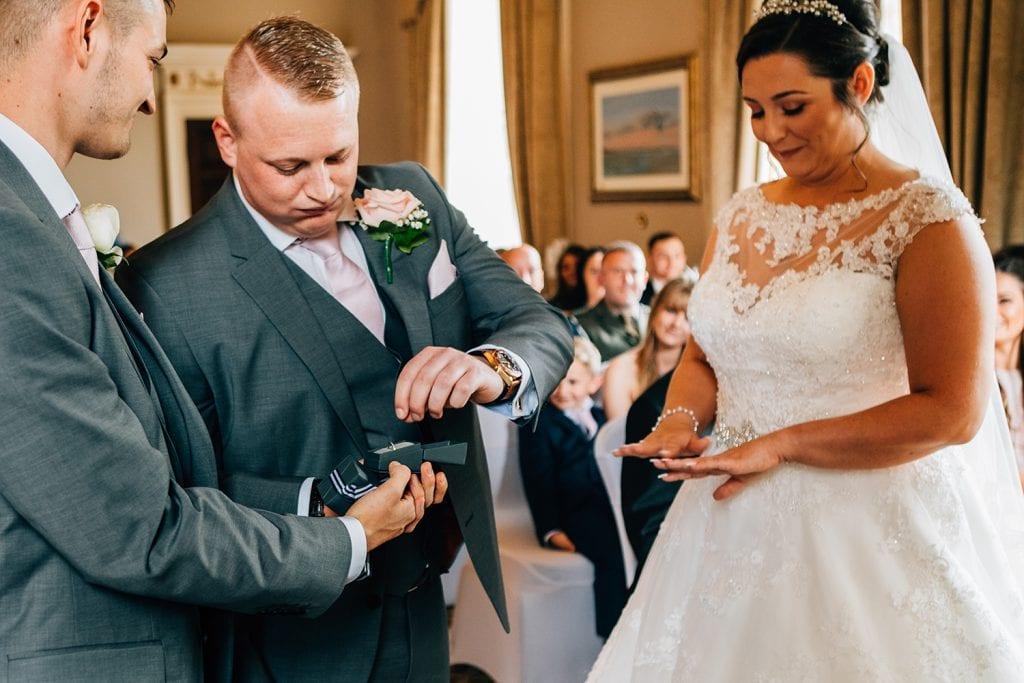Linden Hall Wedding Photographer in Northumberland 195