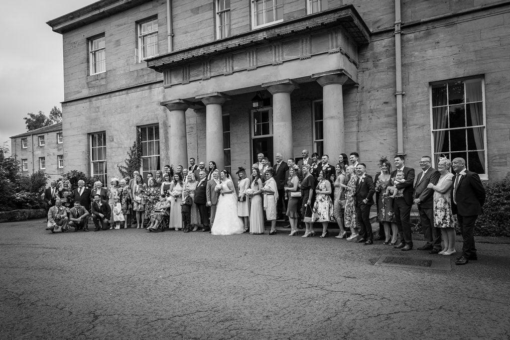 Linden Hall Wedding Photographer in Northumberland 256