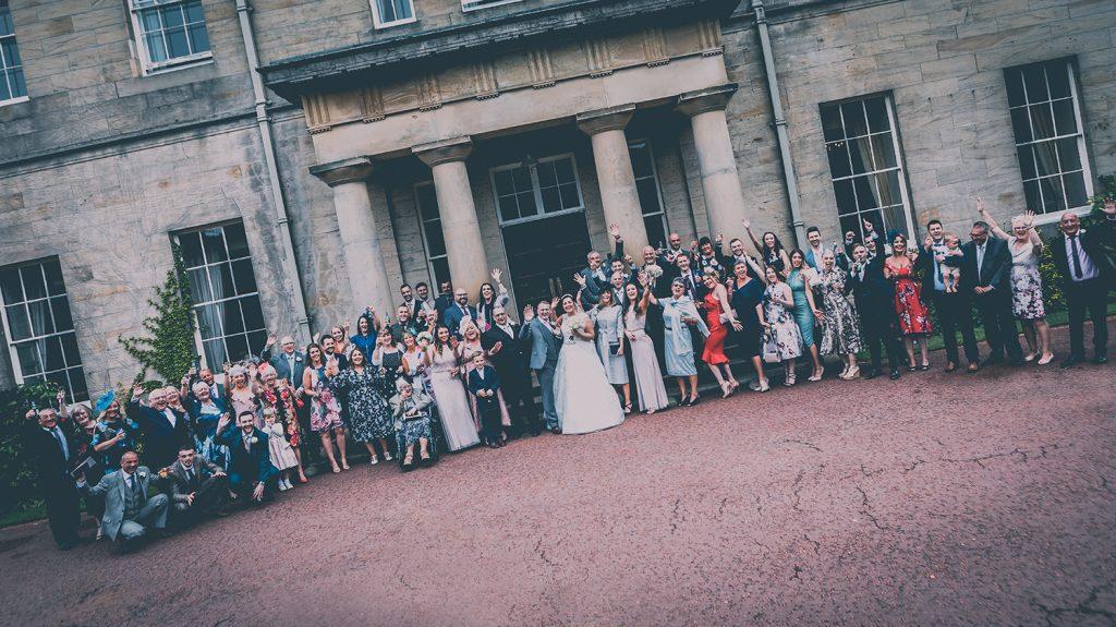 Linden Hall Wedding Photographer in Northumberland 258