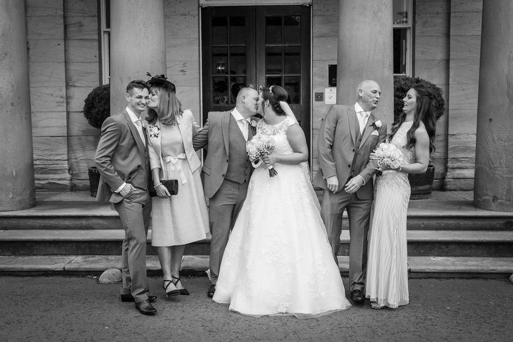 Linden Hall Wedding Photographer in Northumberland 299