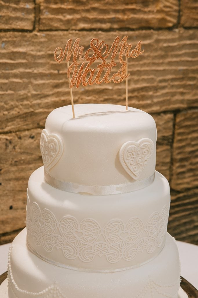 Wedding Cake Photographer in Northumberland 360