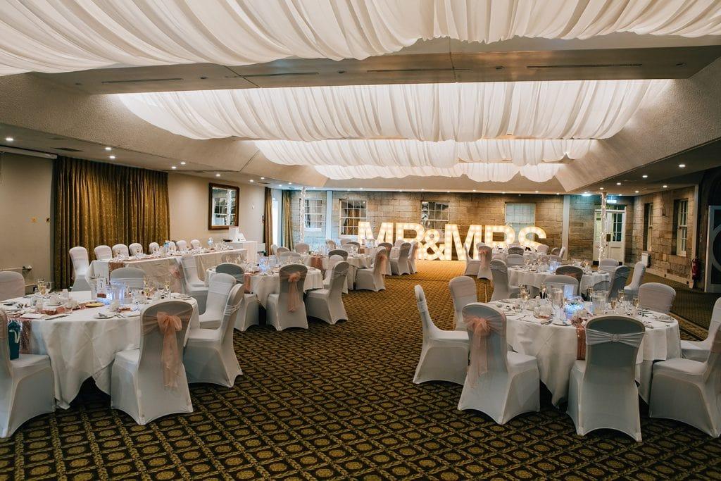 Linden Hall Wedding Photographer in Northumberland 363