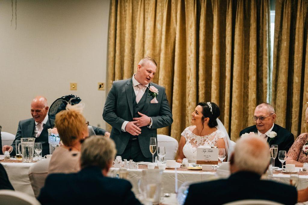 Linden Hall Wedding Photographer in Northumberland 376