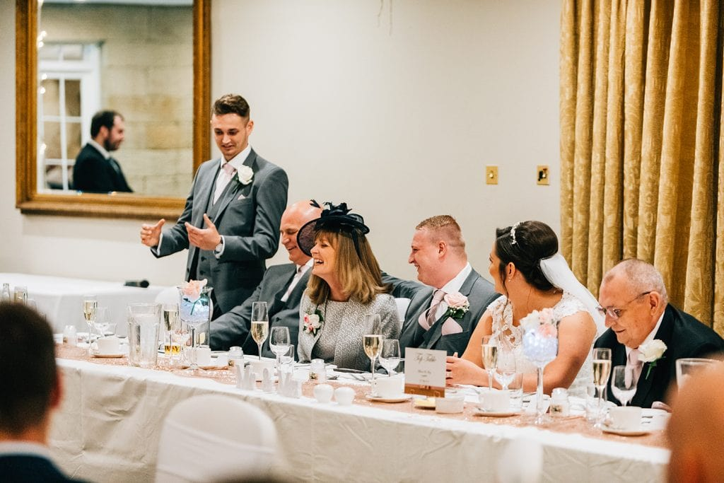 Linden Hall Wedding Photographer in Northumberland 390