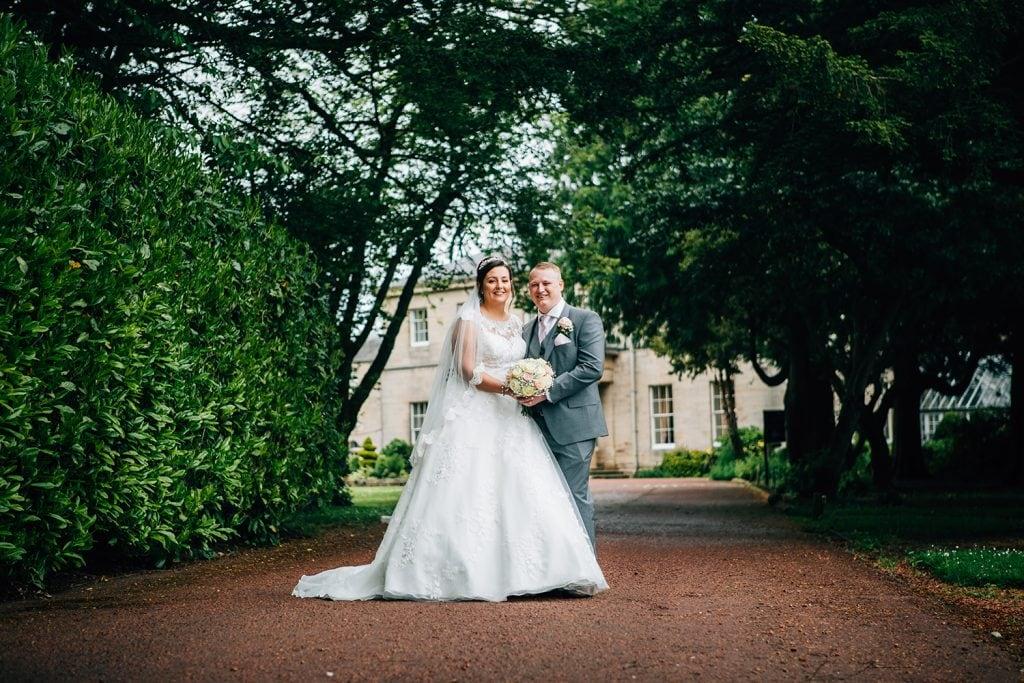 Linden Hall Wedding Photographer in Northumberland 439