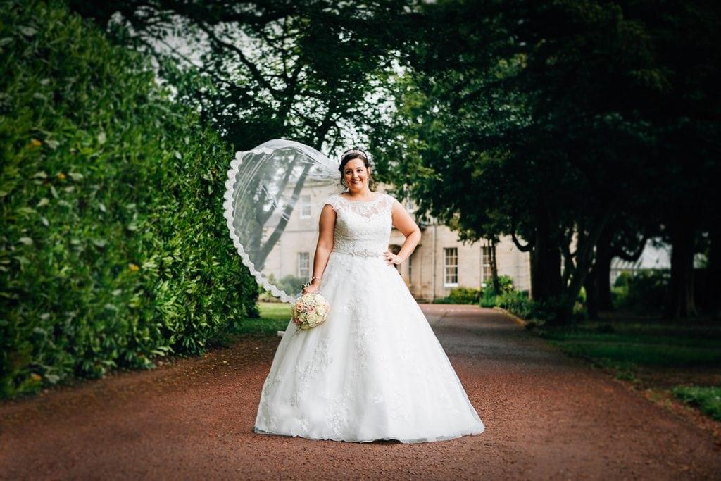 Linden Hall Wedding Photographer in Northumberland 442