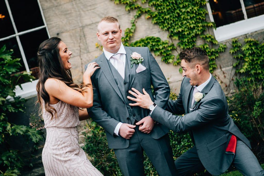 Linden Hall Wedding Photographer in Northumberland 455