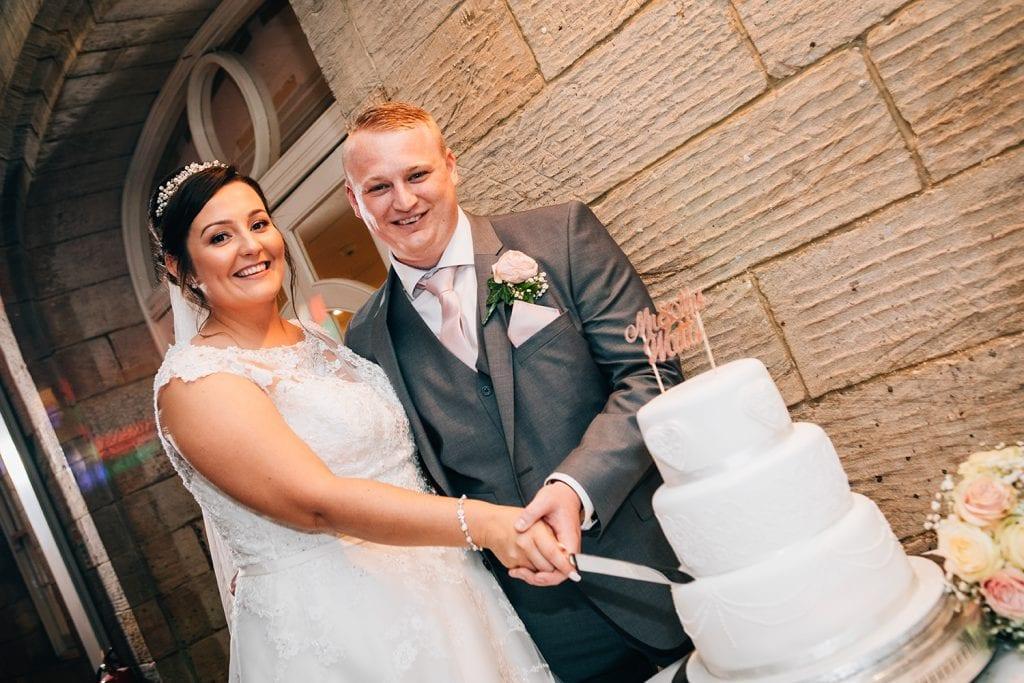 Linden Hall Wedding Photographer in Northumberland 519