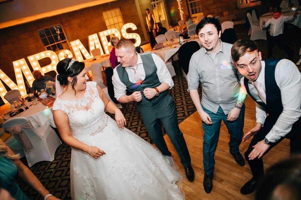 Linden Hall Wedding Photographer in Northumberland 601