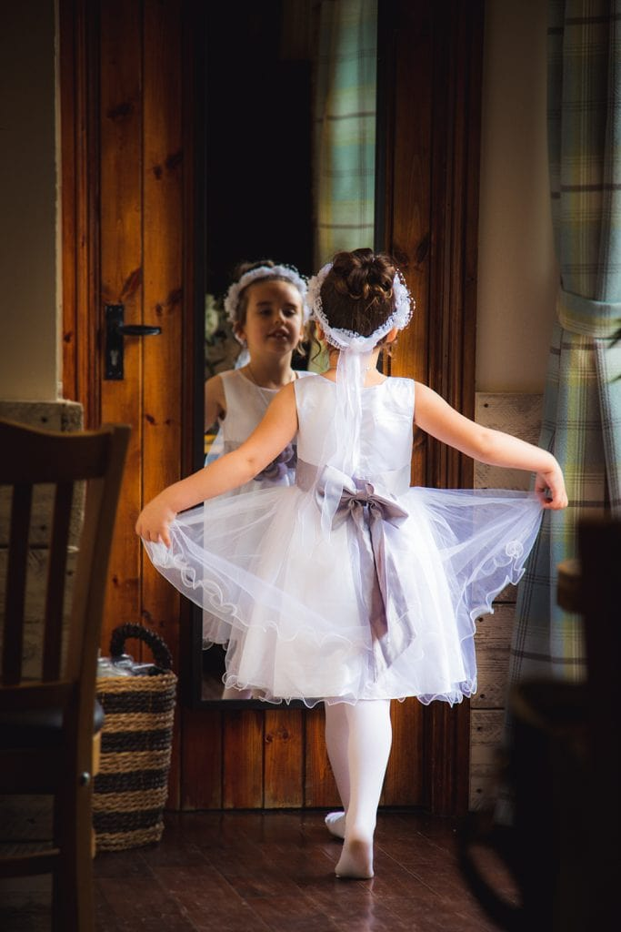 The Old Barn at South Causey Inn Wedding Photographer 15