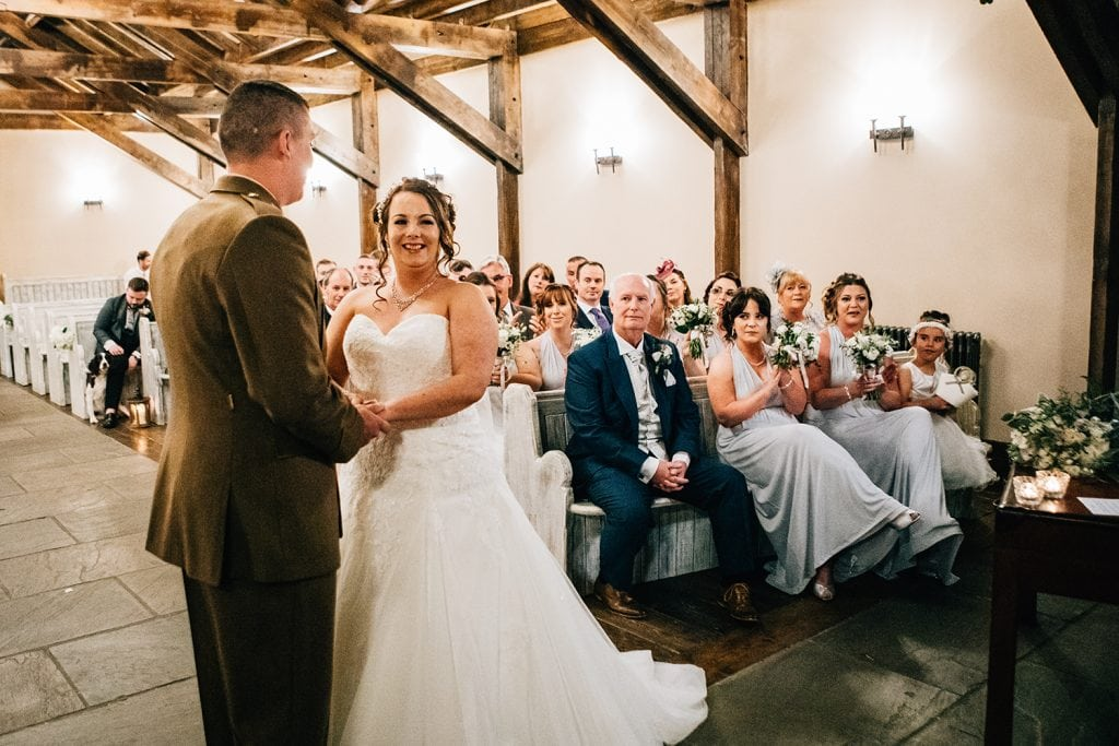 The Old Barn at South Causey Inn Wedding Photographer 37