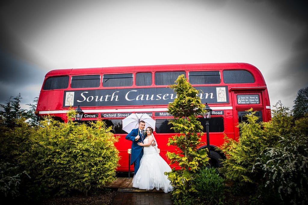 The Old Barn at South Causey Inn Wedding Photographer 45