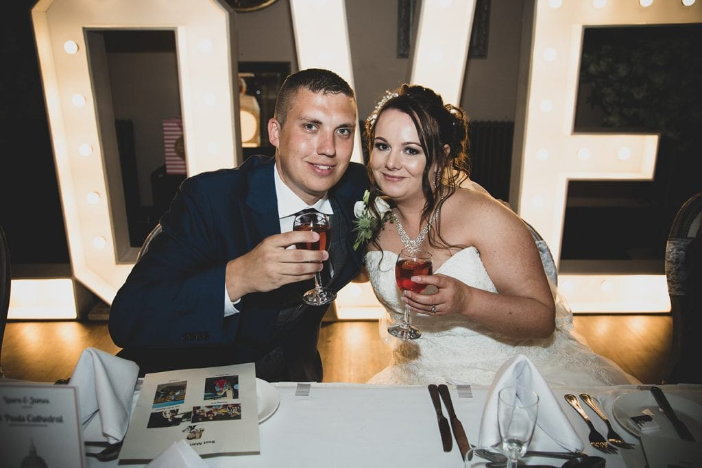The Old Barn at South Causey Inn Wedding Photographer 58