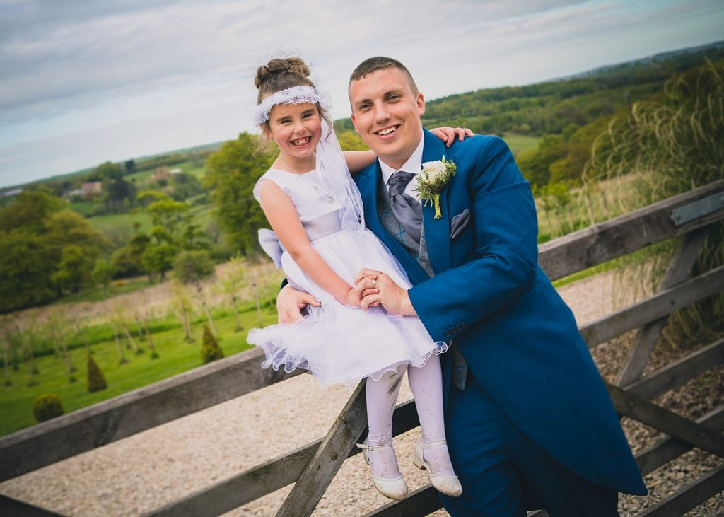 The Old Barn at South Causey Inn Wedding Photographer 62