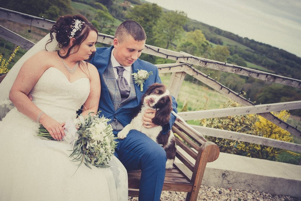 The Old Barn at South Causey Inn Wedding Photographer 63