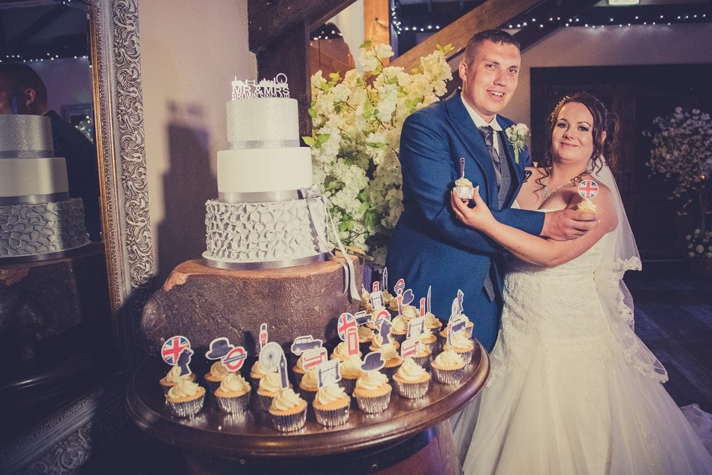 The Old Barn at South Causey Inn Wedding Photographer 69