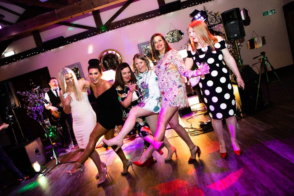 The Old Barn at South Causey Inn Wedding Photographer 73