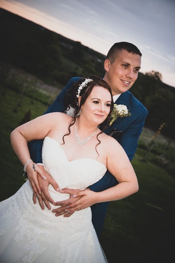 The Old Barn at South Causey Inn Wedding Photographer 75