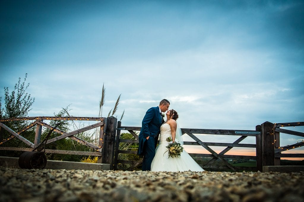 The Old Barn at South Causey Inn Wedding Photographer 76