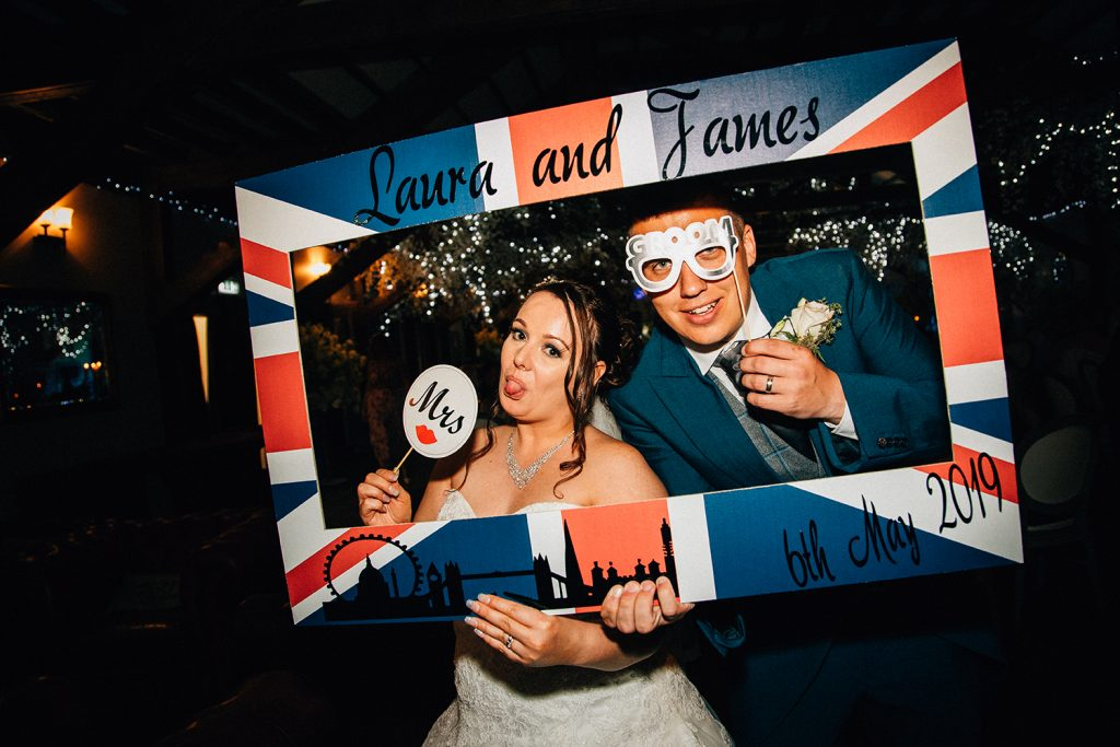 The Old Barn at South Causey Inn Wedding Photographer 79