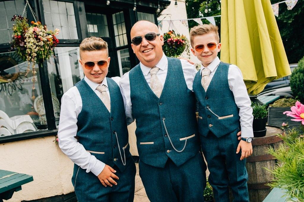 Keel Row Seaton Delaval Wedding Photography 33