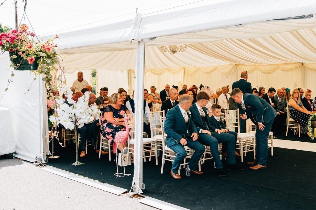 Keel Row Seaton Delaval Wedding Photography 44