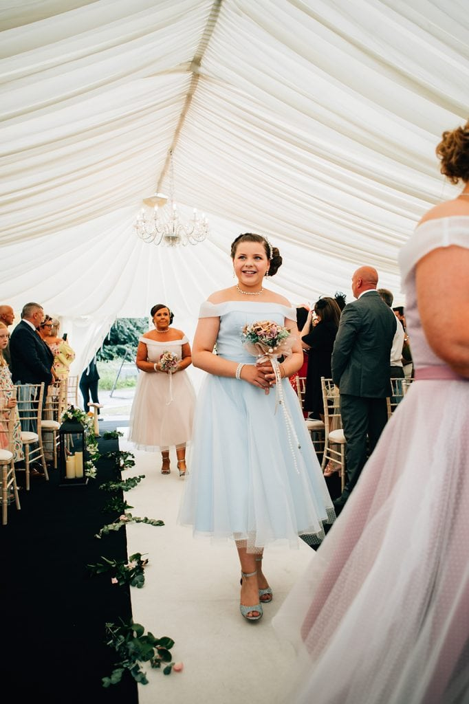 Keel Row Seaton Delaval Wedding Photography 46