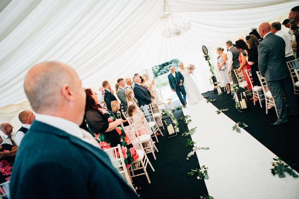 Keel Row Seaton Delaval Wedding Photography 48