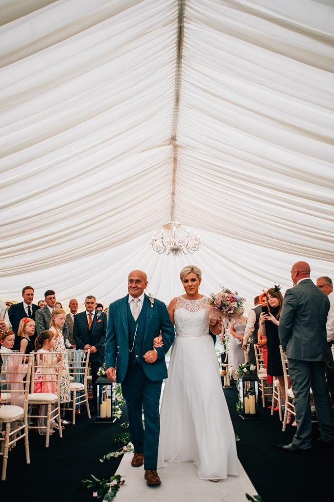Keel Row Seaton Delaval Wedding Photography 49