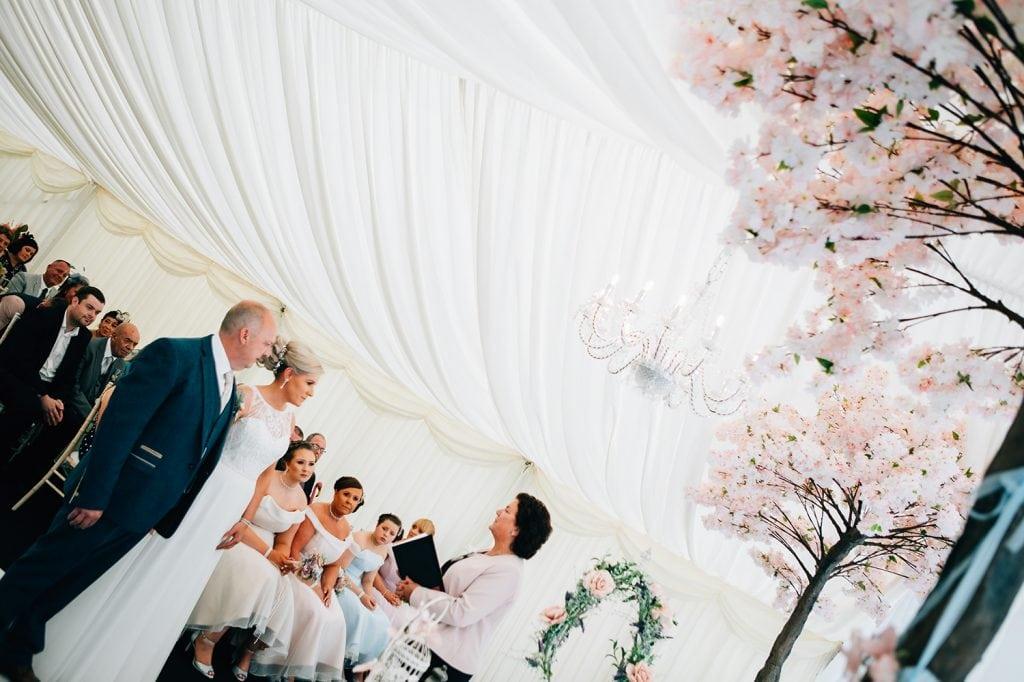 Keel Row Seaton Delaval Wedding Photography 51