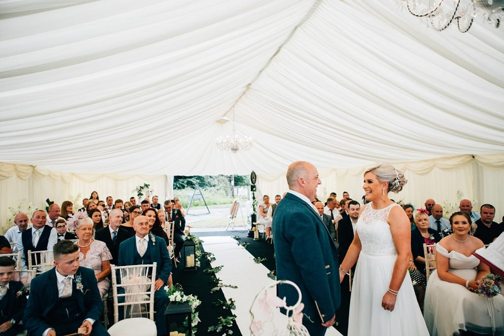 Keel Row Seaton Delaval Wedding Photography 57