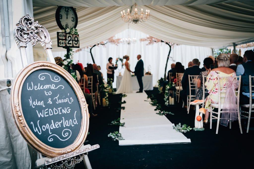 Keel Row Seaton Delaval Wedding Photography 60