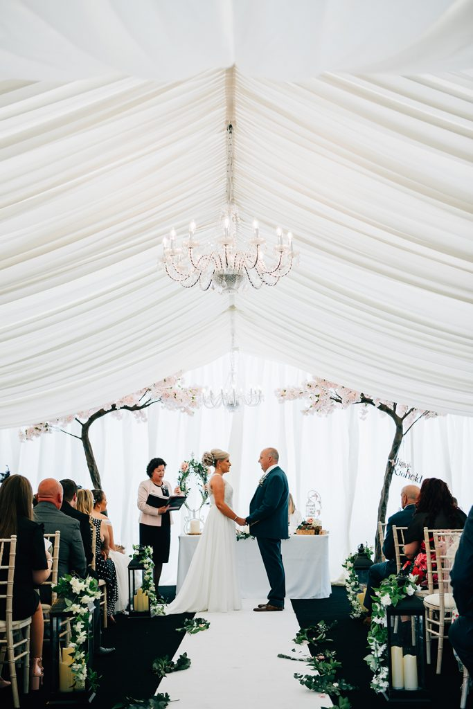 Keel Row Seaton Delaval Wedding Photography 62