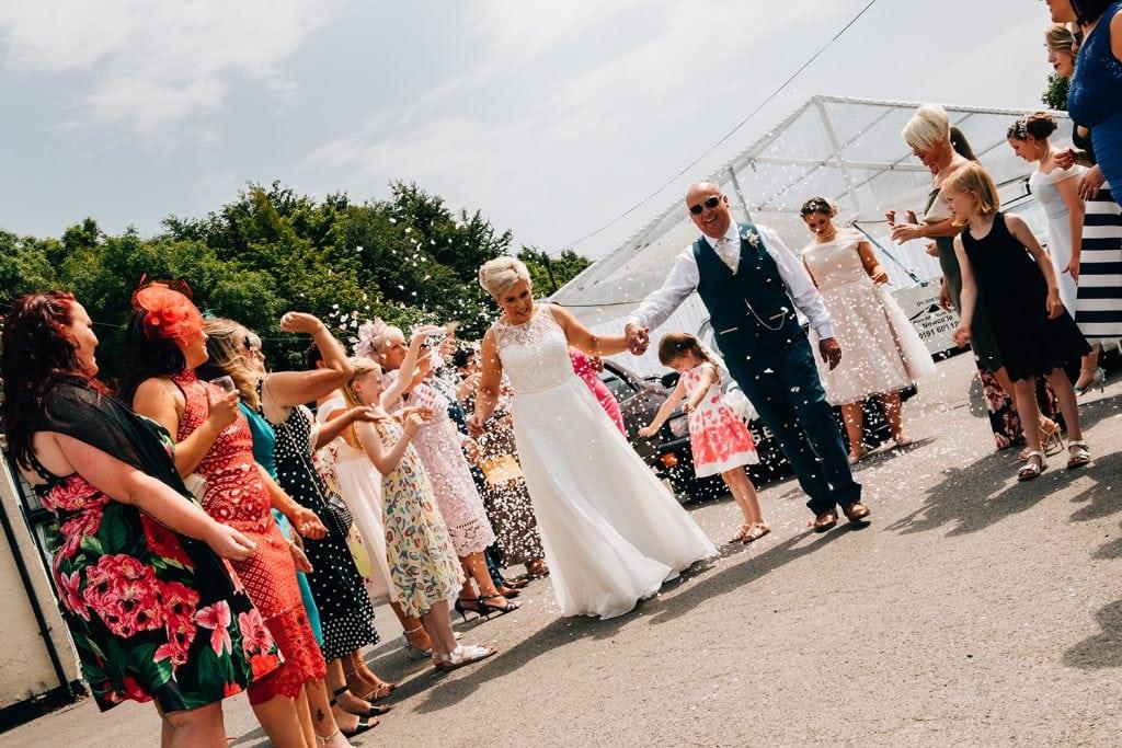 Keel Row Seaton Delaval Wedding Photography 68