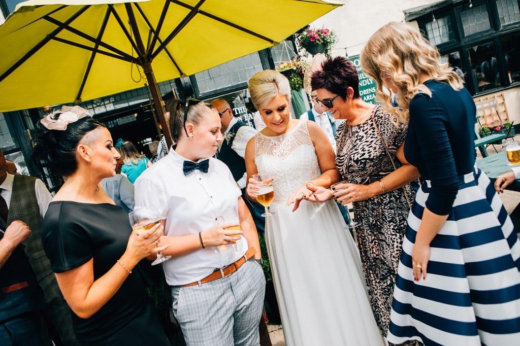 Keel Row Seaton Delaval Wedding Photography 70
