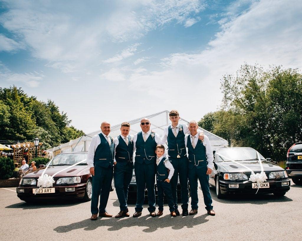 Keel Row Seaton Delaval Wedding Photography 74