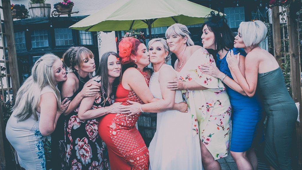 Keel Row Seaton Delaval Wedding Photography 95