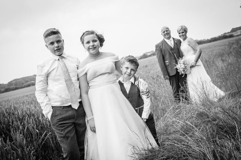 Keel Row Seaton Delaval Wedding Photography 111