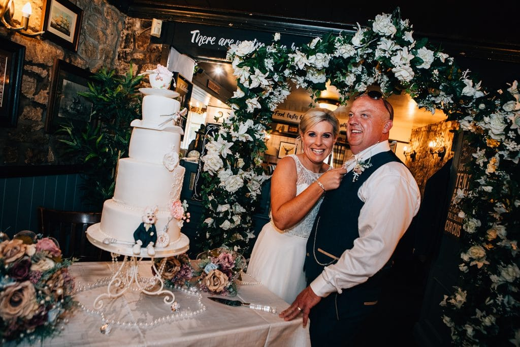 Keel Row Seaton Delaval Wedding Photography 123