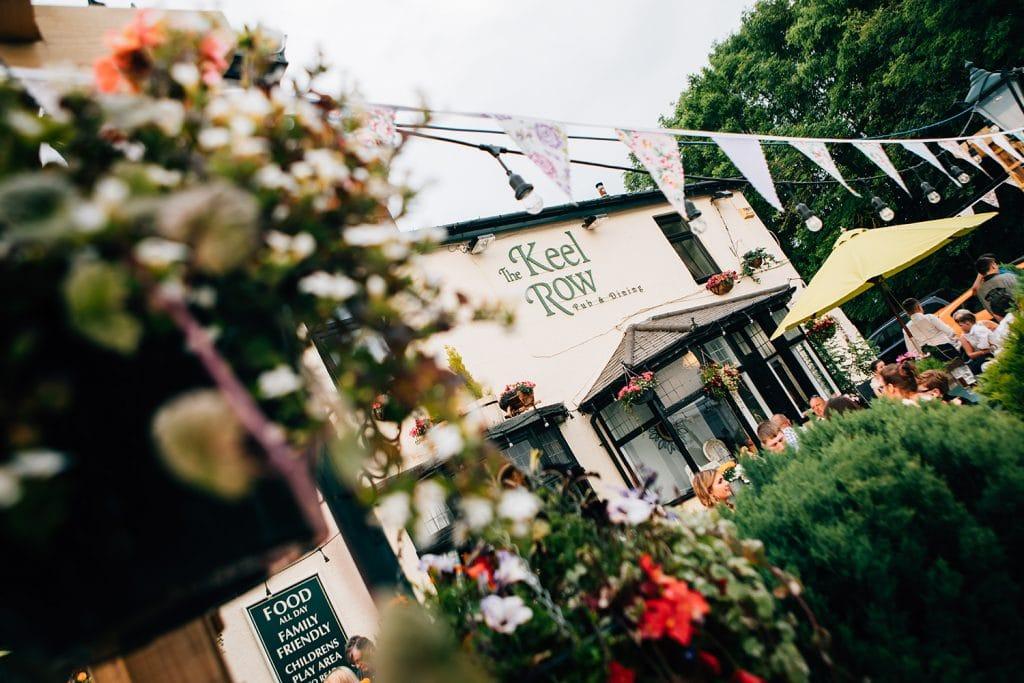 Keel Row Seaton Delaval Wedding Photography 125