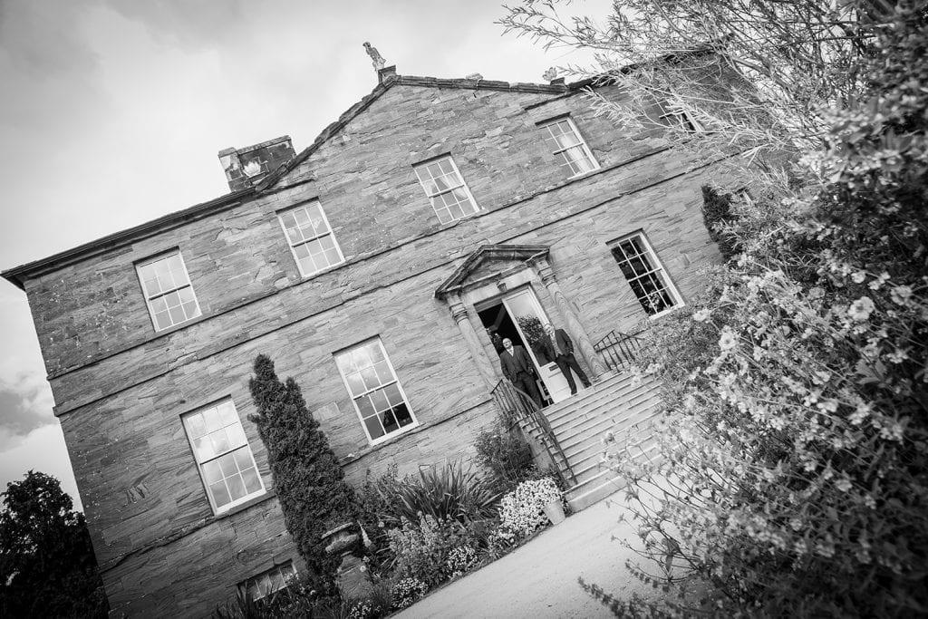 Newton Hall Wedding Photographer 04