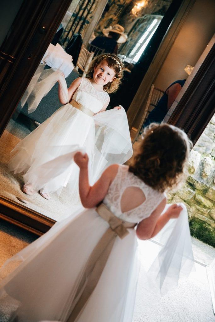 Newton Hall Wedding Photographer 22