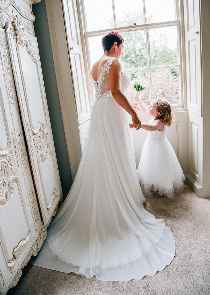 Newton Hall Wedding Photographer 31