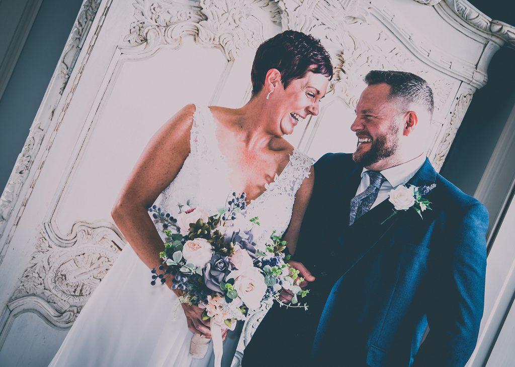 Newton Hall Wedding Photographer 34
