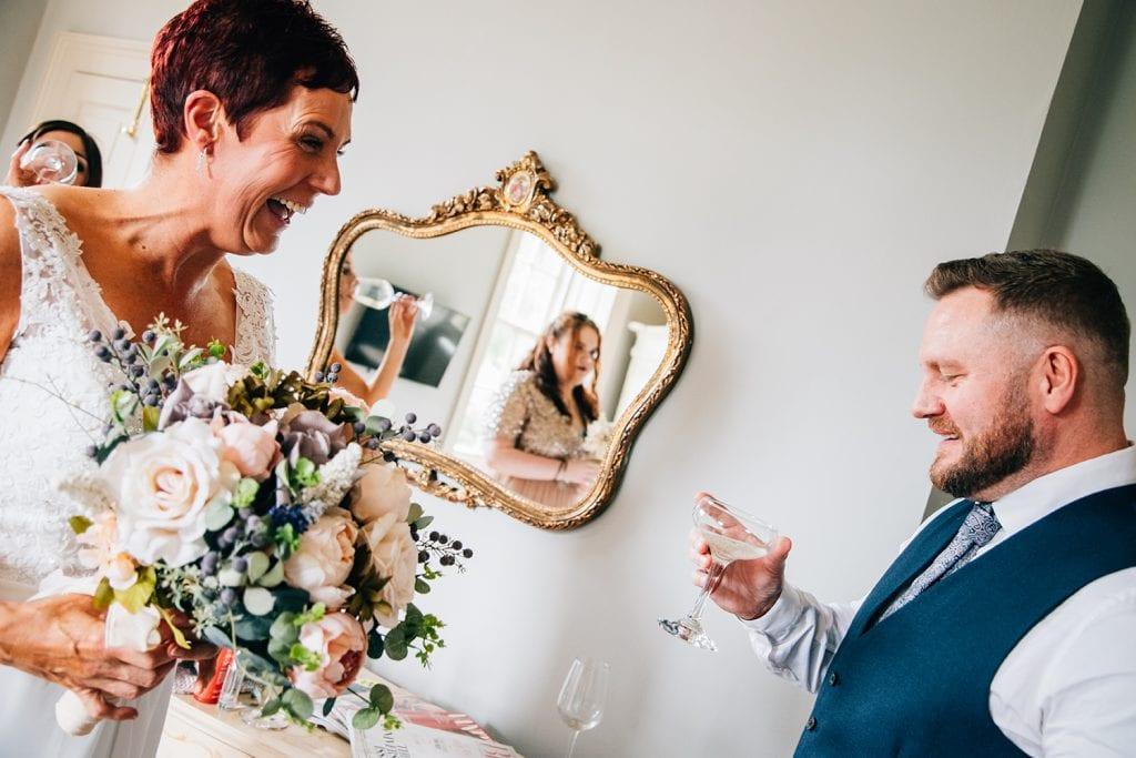 Newton Hall Wedding Photographer 38