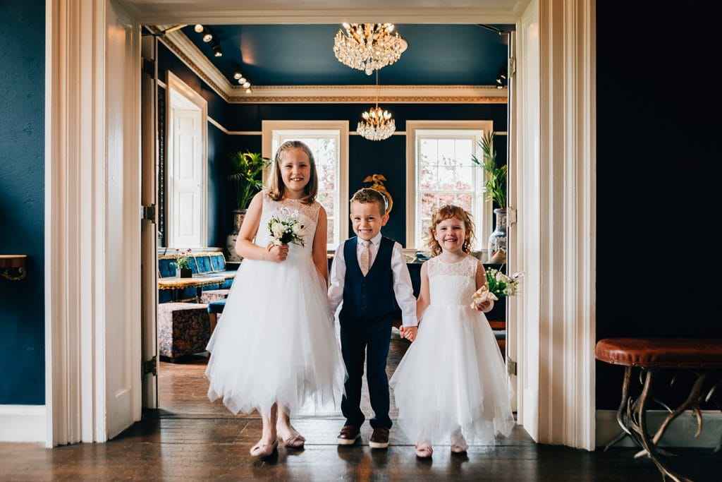 Newton Hall Wedding Photographer 41